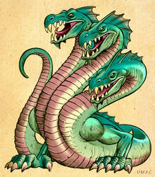 Hydra by D-MAC