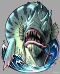 Charybdis the Sea Monster