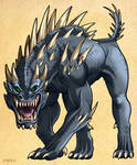 Spiked Beast of Algrith