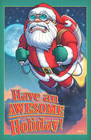 Have an Awesome Holiday by D-MAC