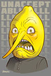 The Earl of Lemongrab