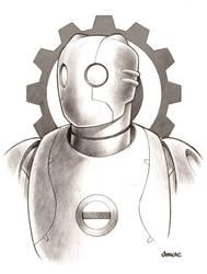 Atomic Robo by D-MAC
