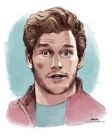 Star-Lord by D-MAC