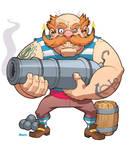 Pirate Gunner