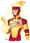 Firestorm: The Nuclear Man
