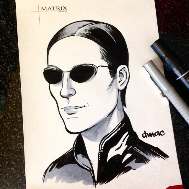 The Matrix Hotel 4 by D-MAC