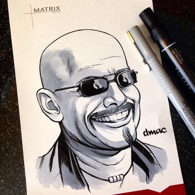 The Matrix Hotel 5 by D-MAC