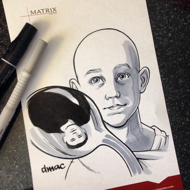 The Matrix Hotel 6 by D-MAC