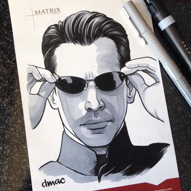 The Matrix Hotel 7 by D-MAC