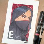 E is for Elektra