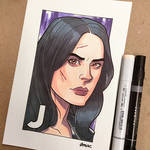 J is for Jessica Jones