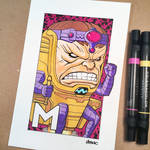 M is for M.O.D.O.K.