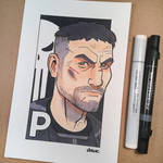 P is for Punisher