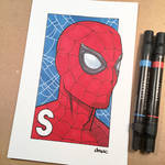 S is for Spider-Man