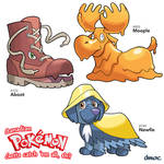 Canadian Pokemon 3