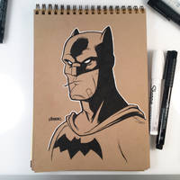 Batman Day 2016 by D-MAC