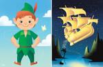 Peter Pan Nursery Art
