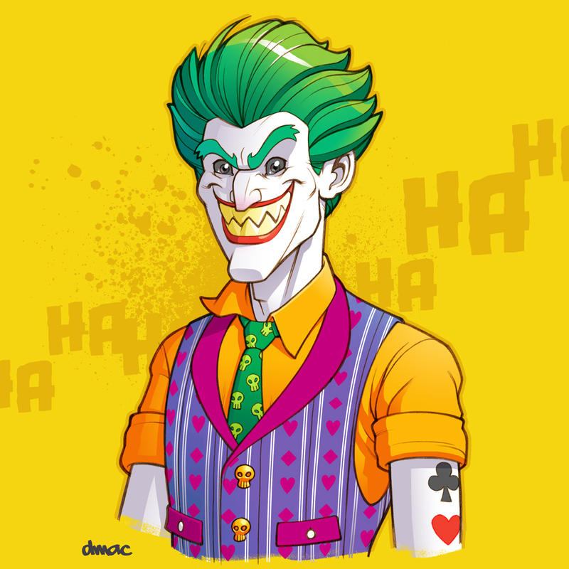 Joker The Lego Batman Movie By D Mac On Deviantart