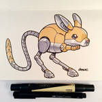 March of Robots Day 1: Jerboa