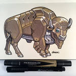 March of Robots Day 7: Buffalo