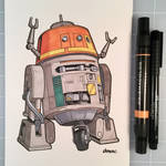 March of Robots Day 26: Chopper