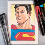 Marker Superman