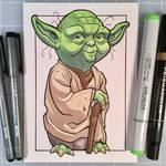 Marker Yoda