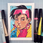 Marker Jubilee by D-MAC