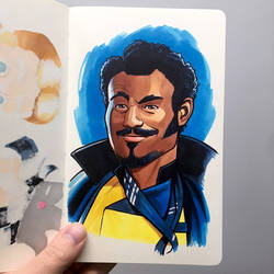 Lando by D-MAC