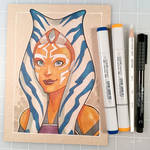 Ahsoka Tano by D-MAC