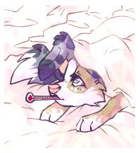 Sick Jenna by Nekoshiba