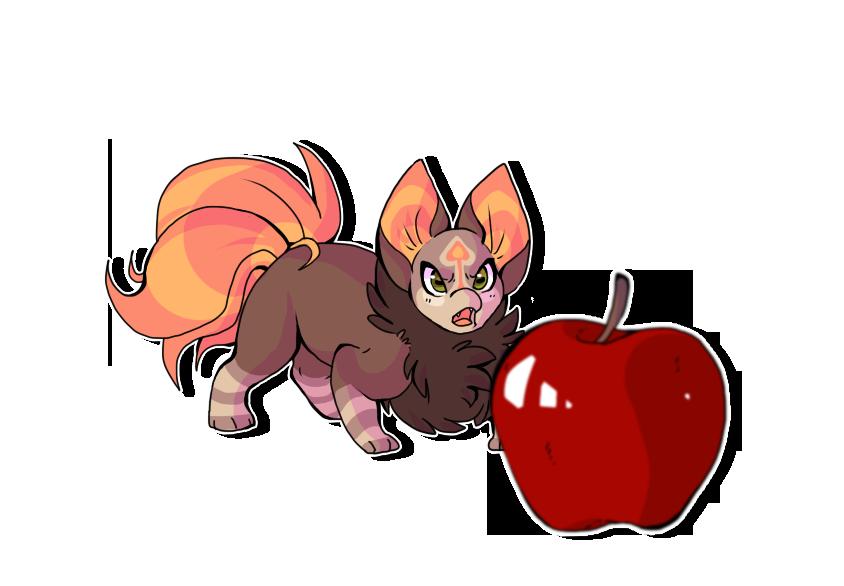 Outsmart that fruit by Nekoshiba