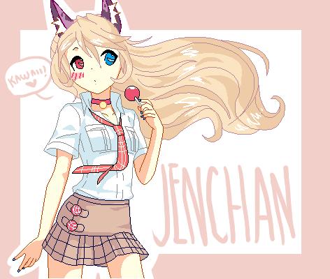 Lollipop nekochan by Nekoshiba