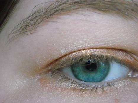 Orange Eye 1
