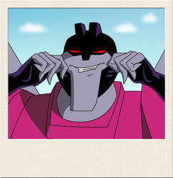 For Megatron to remember