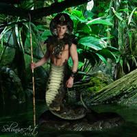 Amazonas Warrior by Selunia