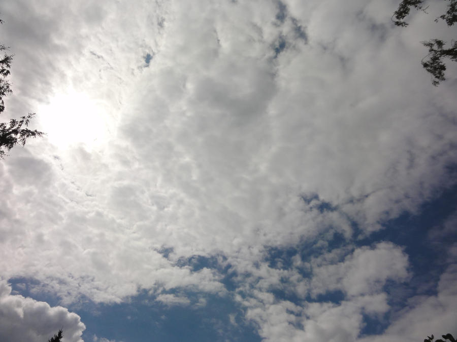 Clouds 09 :: Stock by Selunia