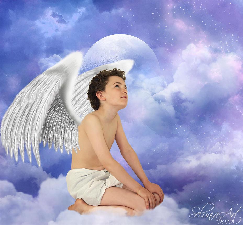 Sweet Angel by Selunia