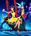 'Human' Luna - Sailor Moon S