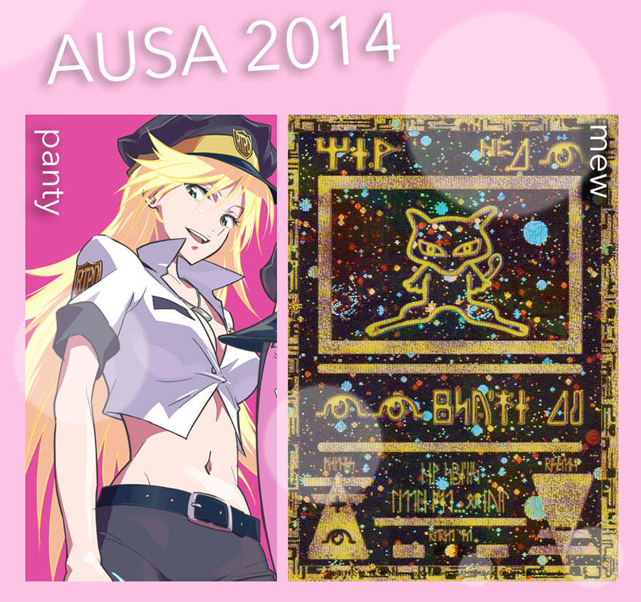 AUSA 2014 Plans! by BlankoCosplay