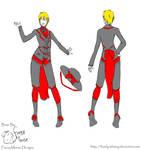Finnian Outfit Design