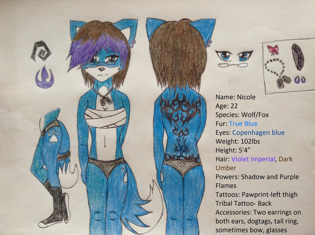 Nicole REF Sheet by WolfODonnellover