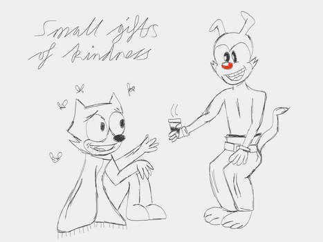 Yakko's Act of Kindness