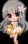 Tsuki Chibi by Ameliya