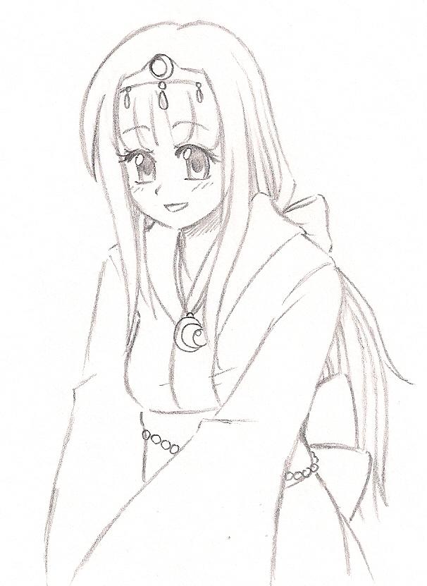 Tsuki's Mother by TsukiHina