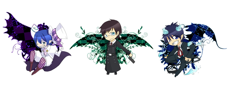 Yukio Blue Exorcist Chibi