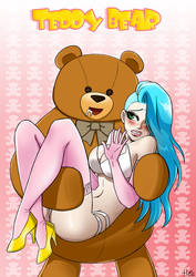 Teddy Bear is on Gumroad!!! by MyVoreShort