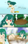 Hot Bath, page 1! by MyVoreShort