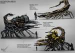 Scorpion-mech
