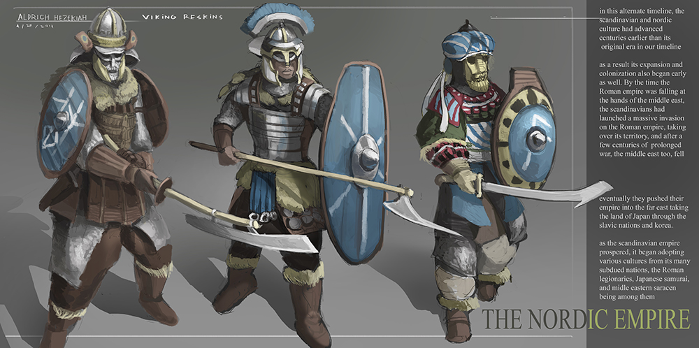 Viking Reskin by Kiabugboy